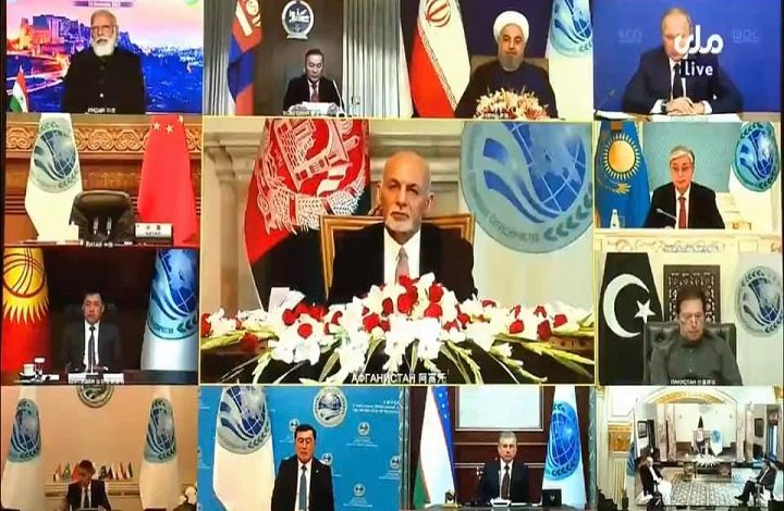 SCO Summit: President Ghani Says Regional Cooperation Key to Deal with Terrorist Networks