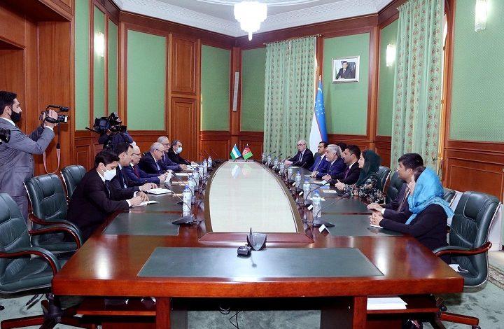 'Uzbekistan Supports Afghan-Led Peace Efforts'